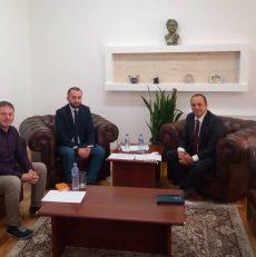 Human Care dhe Komuna e Prizrenit me projekte të përbashkëta në shëndetësi